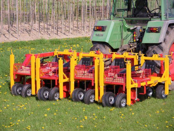 Planting Machines Christmas Tree Equipment Damcon High